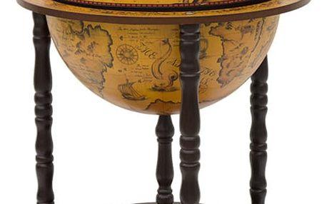 Dřevěný bar Globus T1258 Dekorhome