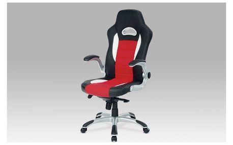 Kancelářská židle KA-E240B RED Autronic