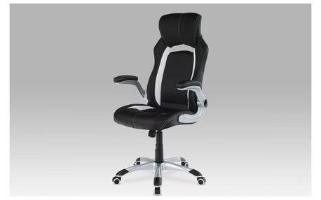 Kancelářská židle KA-E430 BK Autronic