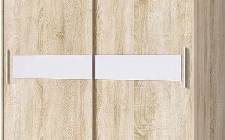 Šatní skříň PORTO 180x200