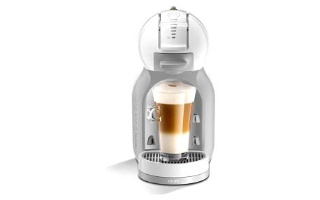 Espresso Krups NESCAFÉ® Dolce Gusto™ Mini Me KP1201CS šedé/bílé + Navíc sleva 10 % + Doprava zdarma