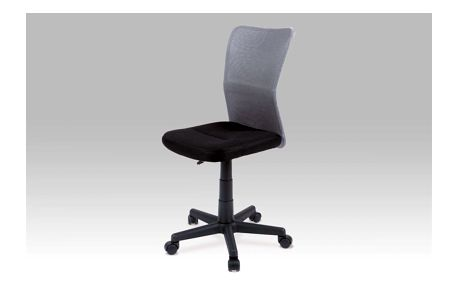 Kancelářská židle dětská KA-BORIS GREY Autronic