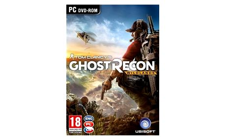 Hra Ubisoft PC Tom Clancy's Ghost Recon: Wildlands (3307215913451)