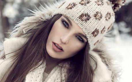 Vyživující kosmetické ošetření včetně manikúry
