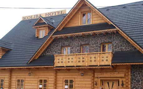 Hotel Koliba Senec u Slunečních jezer na Slovensku