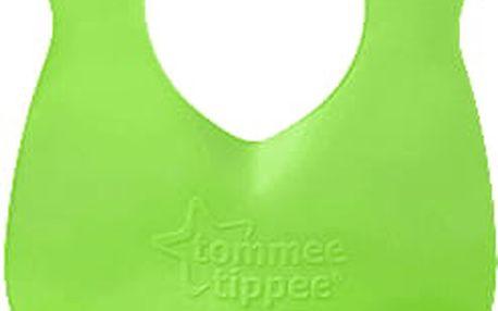 TOMMEE TIPPEE Plastový bryndáček rolovací Explora, zelený