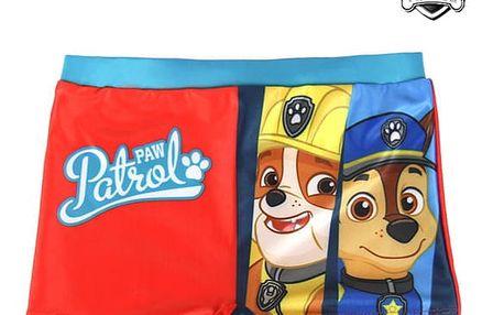 Dětské Plavky Boxerky Tlapková Patrola