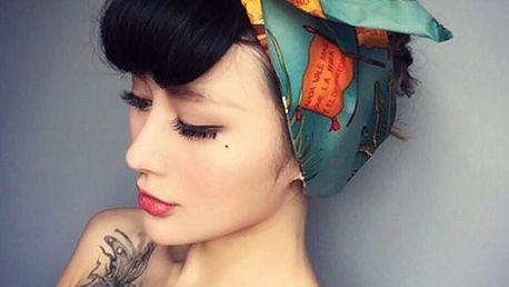 Šátek do vlasů Pin Up