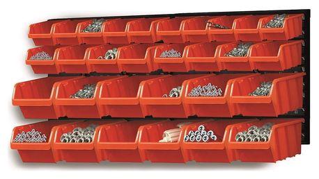Tabule s úložnými boxy 30 ksntbnp3