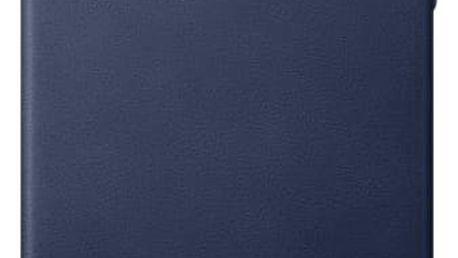 Kryt na mobil Apple Leather Case pro iPhone 5/5s/SE - Midnight Blue (mmhg2zm/a)
