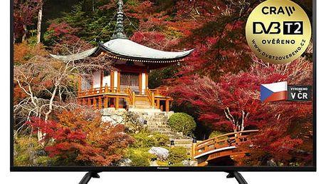 Televize Panasonic TX-49ES403E černá + DOPRAVA ZDARMA
