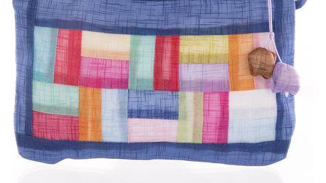 Kosmetická taška Hand made textilní