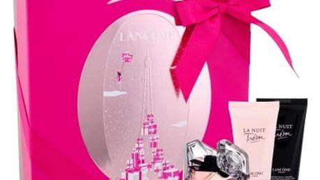 Lancome La Nuit Trésor dárková kazeta pro ženy parfémovaná voda 50 ml + tělové mléko 50 ml+ sprchový gel 50 ml