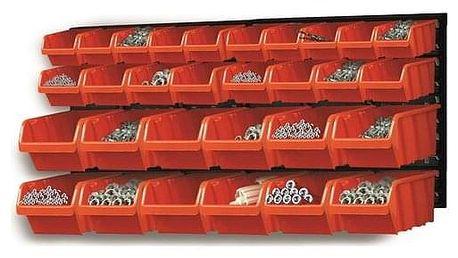 Tabule s úložnými boxy 32 ksntbnp3