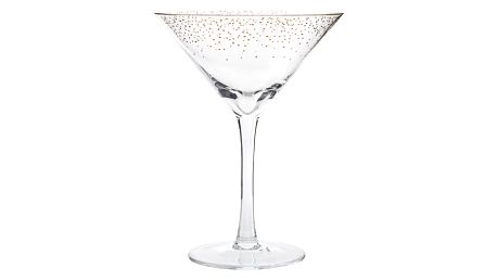 Bloomingville Sklenička na koktejly, čirá barva, sklo