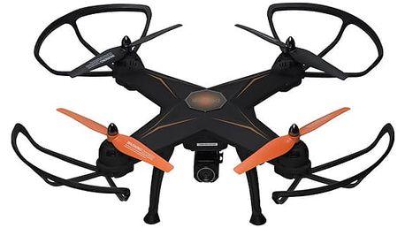 Dron Denver DCH-640 (dch-640) černý/oranžový + DOPRAVA ZDARMA