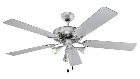 Ventilátor AEG DVL 5667 nerez + Doprava zdarma