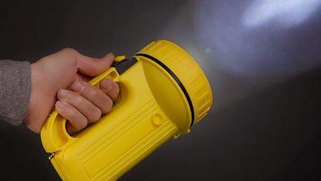 LED Kapesní Svítilna Adventure Goods