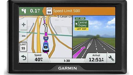 Navigační systém GPS Garmin Drive 40 Lifetime Europe45 černá + DOPRAVA ZDARMA