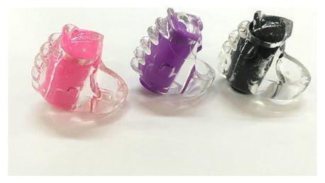 Mini vibrátor na prst