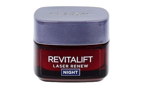L´Oréal Paris Revitalift Laser Renew 50 ml noční pleťový krém proti vráskám pro ženy