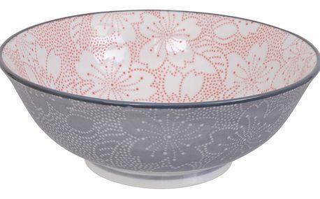 Porcelánová mísa Tokyo Design Studio Morie,ø19,7cm