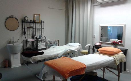 Ošetření pleti ultrazvukovou špachtlí na 30-60 min.