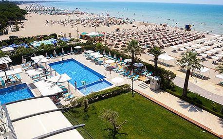 Premium Beach Hotel*****, 5* resort s bazénem, spa a polopenzí na krásné písečné pláži