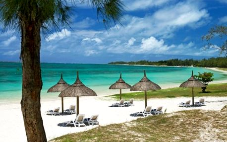 Mauritius, Belle Mare, letecky na 13 dní all inclusive