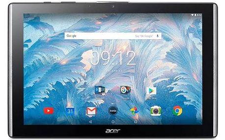 Dotykový tablet Acer Iconia One 10 FHD (B3-A40FHD-K856) (NT.LE0EE.001) černý + Doprava zdarma