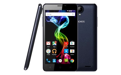 Mobilní telefon Archos 55B Platinum (503260) modrý Software F-Secure SAFE, 3 zařízení / 6 měsíců v hodnotě 979 Kč