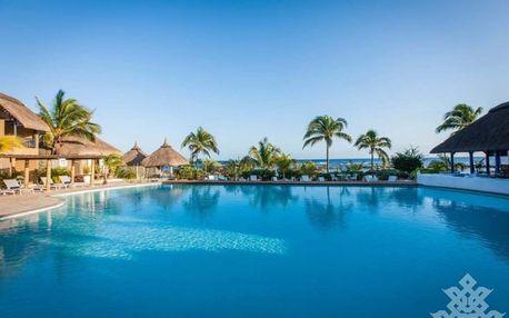 Mauritius, Pointe Aux Piments, letecky na 13 dní polopenze