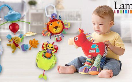 Hračky Lamaze, které podporují rozvoj miminka