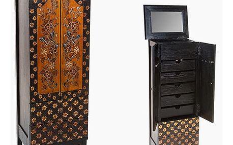 Stojánek na Šperky Batik - Paradise Kolekce by Craftenwood