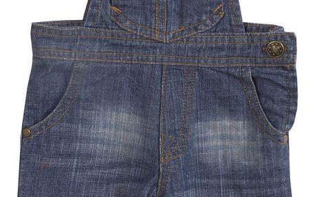 Maileg Zaječí džínové lacláče mega, modrá barva, textil