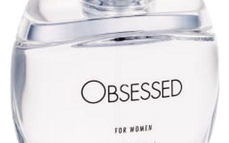 Calvin Klein Obsessed For Women 50 ml parfémovaná voda pro ženy