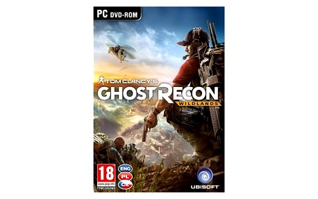 Hra Ubisoft Tom Clancy's Ghost Recon: Wildlands (3307215913451)