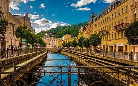 Vienna House Dvořák Karlovy Vary**** Superior, 4* Superior hotel s wellness v centru Karlových Varů