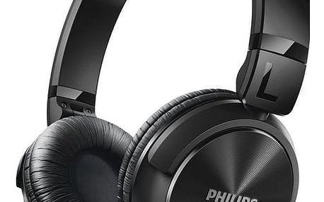 Sluchátka Philips SHL3060BK (SHL3060BK) černá