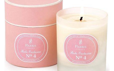 Svíčka s vůní mučenky, vanilky a ovoce Parks Candles London Exclusive, 50 hodin hoření