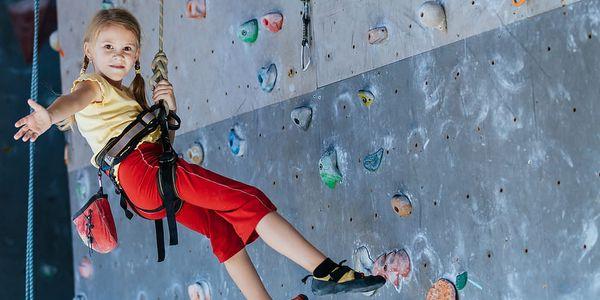 Kurz lezení na stěně s instruktorem pro dva na 2 hod. v Praze