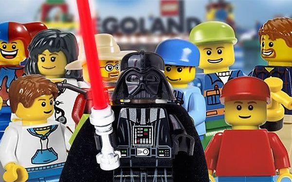 1denní zájezd pro 1 do německého LEGOLANDU na Den Star Wars™ včetně vstupenky