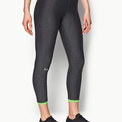 Legíny Under Armour HG Ankle Crop Šedá