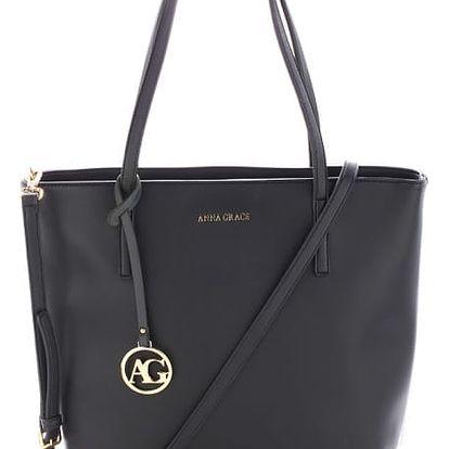 Dámská černá kabelka Marlen 564