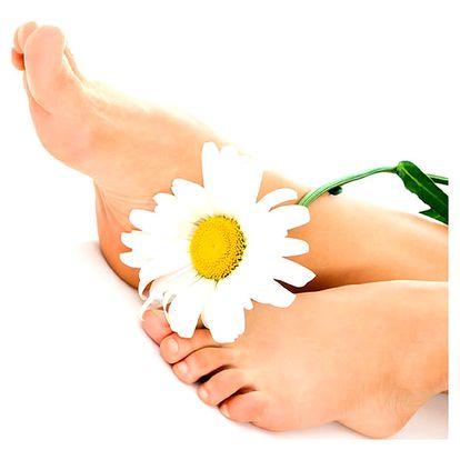 Relaxační masáž chodidel novým přístrojem značky Oliver´s feet. Novinka v salonu Beauty.