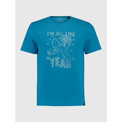 Tričko O´Neill LM YEAH T-SHIRT Modrá