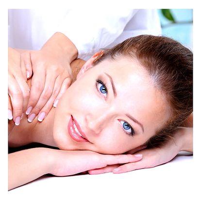 Masáž šíje a zad v salonu Nehtík, v délce 30 nebo 60 minut. Relaxujte a budete se cítit skvěle.
