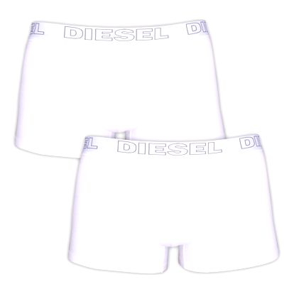 2Pack Diesel Boxerky Shawn Boxers The Essential White XL