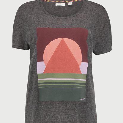 Tričko O´Neill LW Lake Tahoe T-Shirt Šedá