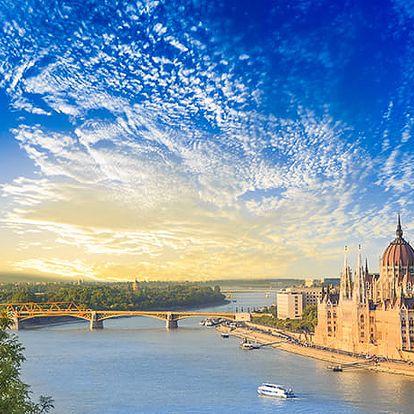City Hotel Ring***, Moderní hotel blízko slavných památek v srdci Budapešti